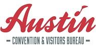 Logo for Austin CVB