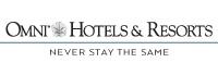 Logo for Omni Hotels & Resorts