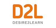 Logo for D2L