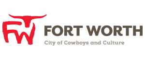 Logo for Fort Worth Homepage New