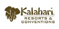 Logo for Kalahari